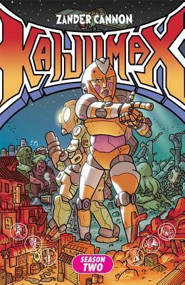 Kaijumax, Season Two: The Seamy Underbelly