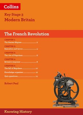 KS3 History The French Revolution (Knowing History)