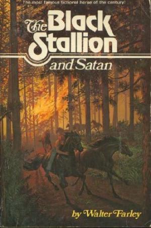 The Black Stallion and Satan (The Black Stallion, #5)