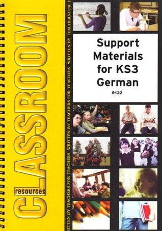Support Materials for KS3 German