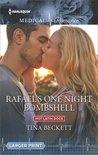 Rafael's One Night Bombshell (Hot Latin Docs #3)