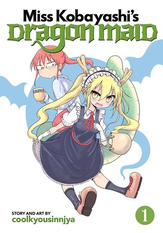 Miss Kobayashi's Dragon Maid Vol. 1 (Kobayashi-san Chi no Maid Dragon, #1)