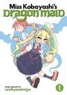 Miss Kobayashi's Dragon Maid Vol. 1 by Coolkyoushinja