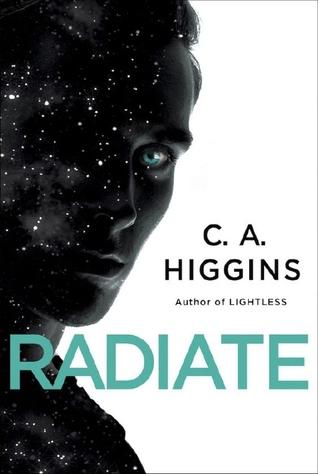 Radiate (Lightless, #3)