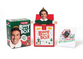 """Elf Talking Buddy-in-a-Box: """"""""Does somebody need a hug?"""""""""""