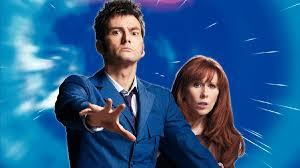 Doctor Who (various: 3x1, 4x1, 4x10, 4x13)