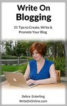 Write On Blogging...
