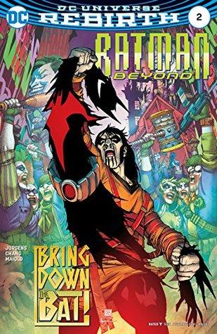 Batman Beyond (2016-) #2