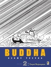 Buddha 2 by Osamu Tezuka