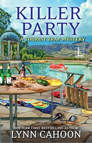 Killer Party by Lynn Cahoon