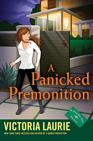A Panicked Premonition (Psychic Eye Mystery, #15)