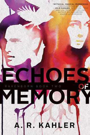 Echoes of Memory (Ravenborn #2)