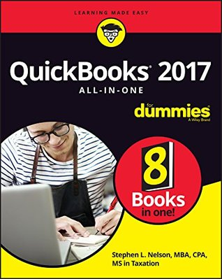 QuickBooks 2017 All-In-One For Dummies (For Dummies