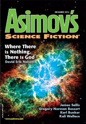 Asimov's Science Fiction, December 2016 (Asimov's Science Fiction, #491)
