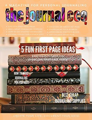 the journal ceo magazine a personal journaling magazine by the