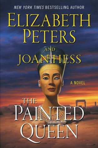 Book Review: Elizabeth Peters and Joan Hess' The Painted Queen