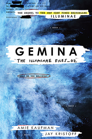 Gemina cover (link to Goodreads)