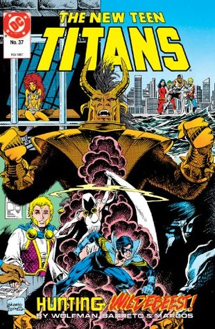 New Teen Titans (1984-1988) #37