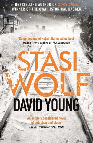Stasi Wolf Book Cover