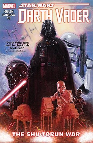 Darth Vader - The Shu-Torun War