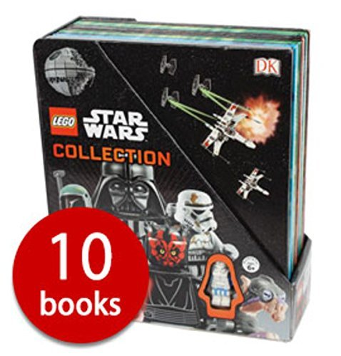 Lego Star Wars Collection -10 Books-