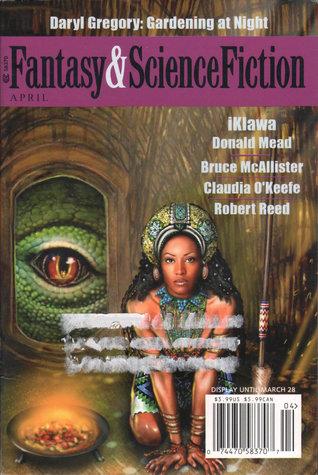 Fantasy & Science Fiction, April 2006