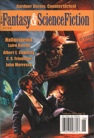 Fantasy & Science Fiction, June 2006 (The Magazine of Fantasy & Science Fiction, #651)