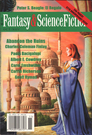 The Magazine of Fantasy & Science Fiction, October/November 2006