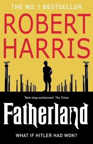 Robert Harris: biyografi, kitaplar. Roman Faterland