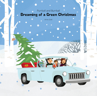 Dreaming of a Green Christmas by Anne Zoet