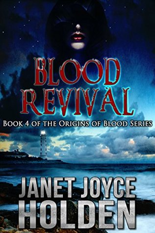 Blood Revival (The Origins of Blood Book 4)