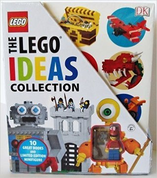 The Lego Ideas Collection - 10 Great Books and Limited Edition Minifigure