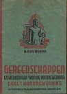 Gereedschappen en werktuigen voor de houtbewerking / Dl. 1, by Rauwerda, A.
