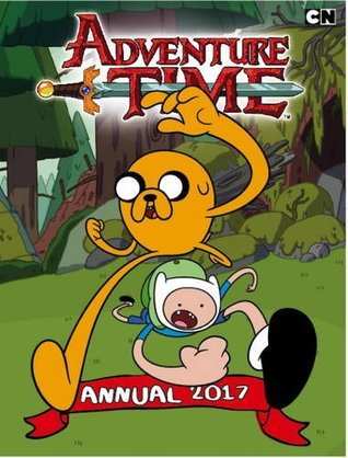 Adventure Time Annual 2017