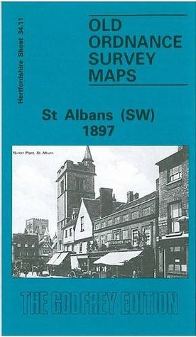St.Albans (South West) 1897(Old Ordnance survey maps.)