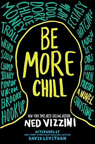 Be More Chill by Ned Vizzini thumbnail