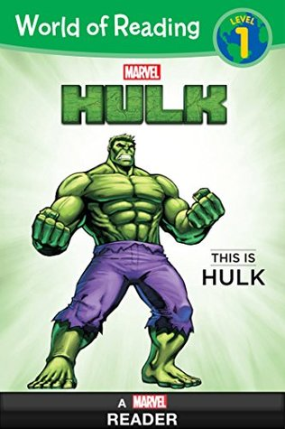 World of Reading: Hulk: This is Hulk: Level 1 (World of Reading (eBook))