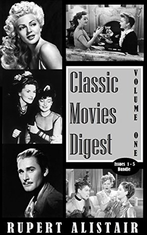 Classic Movies Digest: Volume One Bundle, Issues 1-5