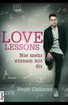 Love Lessons - Nie mehr einsam mit dir  (Love Lessons, #3)
