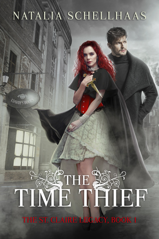 The Time Thief (The St. Claire Legacy, #1)