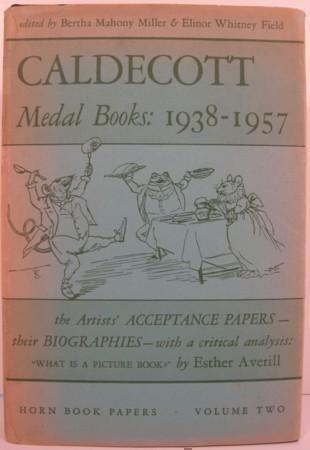 Caldecott Medal Books, 1938-1957