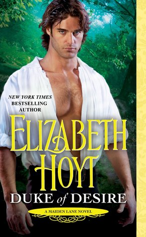 Duke of Desire (Maiden Lane, #12)