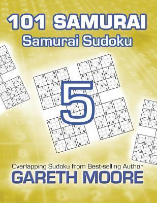 Samurai Sudoku 5: 101 Samurai