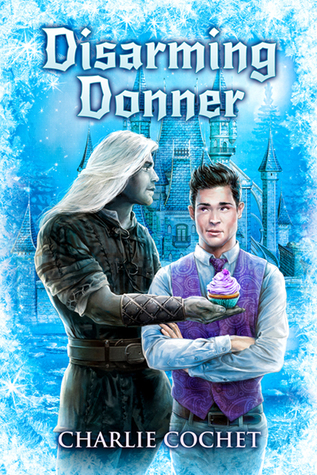 {Countdown to Christmas} with Charlie Cochet, author of Disarming Donner