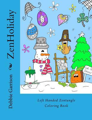 Zenholiday LH Coloring Book