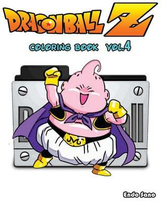 Dragonball Z: Coloring Book: Series (Vol.4): Coloring Book