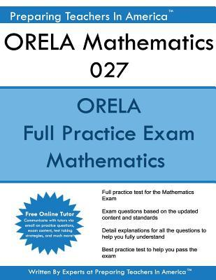 Orela Mathematics 304: Orela Math 304