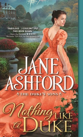 Nothing Like a Duke (The Duke's Sons, #4)