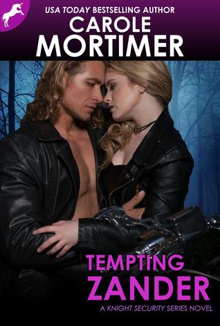 Tempting Zander (Knight Security, #4)