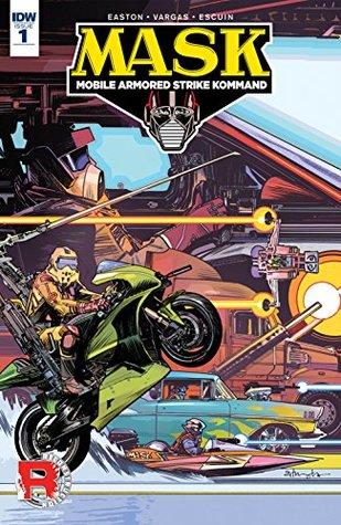 M.A.S.K.: Mobile Armored Strike Kommand #1
